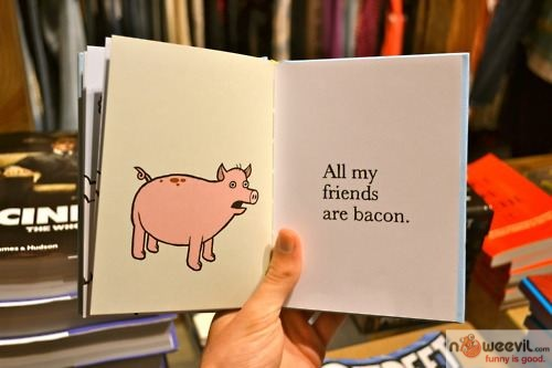 friends are bacon