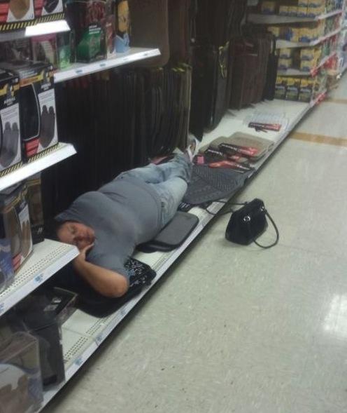 mall sleeper
