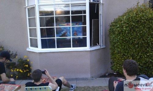 outside xbox