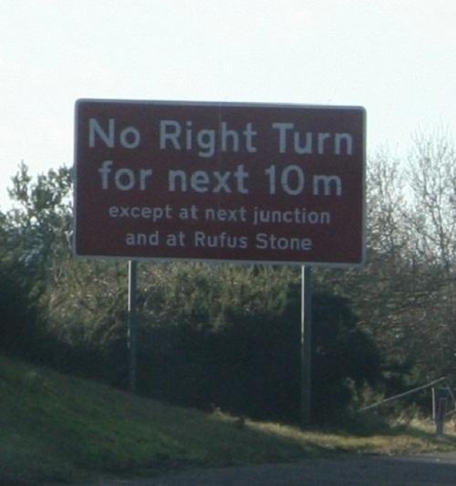 stupid sign 3