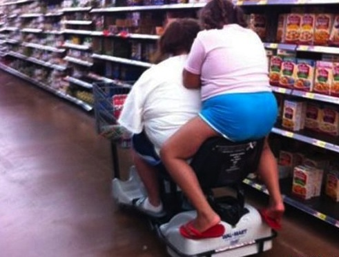 two on cart