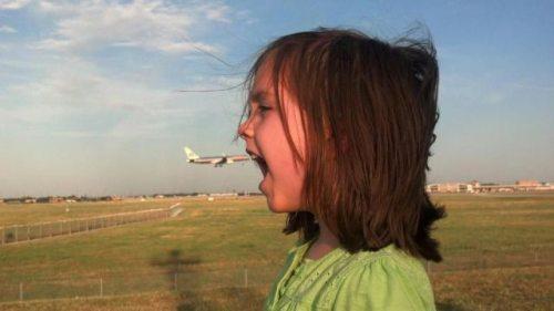kid plane