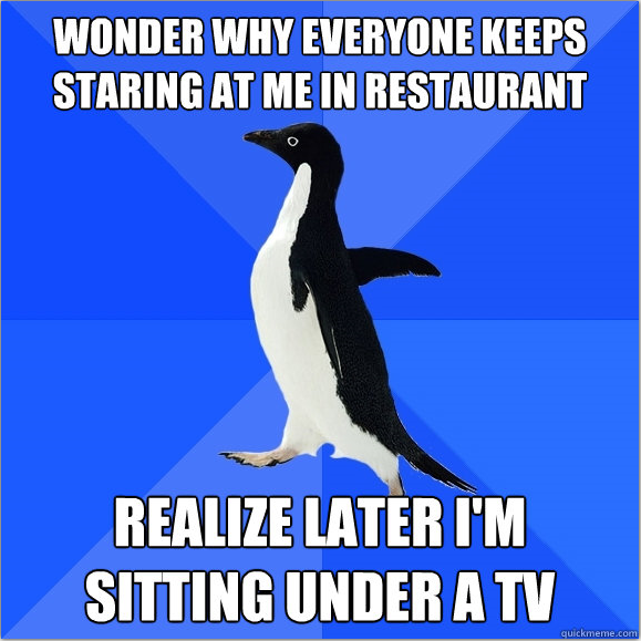 under tv