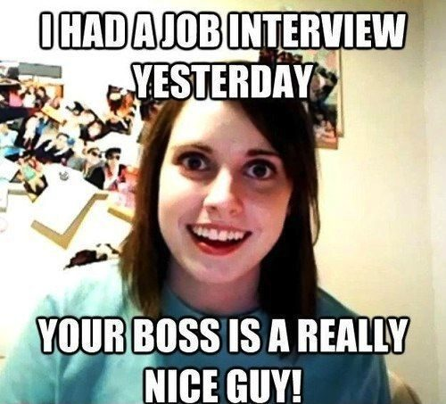 your boss