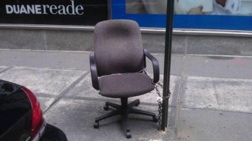 chair lock