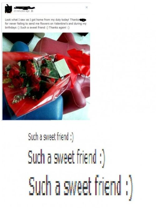 friend facebook