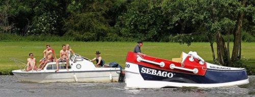 shoe boat